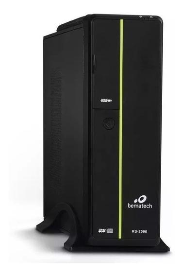 Computador Bematech Pdv Rs-2000 I3 | Hd 500 Gb | 4 Gb Ram