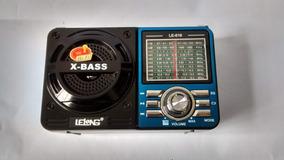 Rádio Am/fm Entrada Usb 110/220v