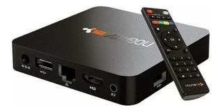 Convertidor Smart Tv Box 4k Full Hd Youtube Netflix Wifi Noga