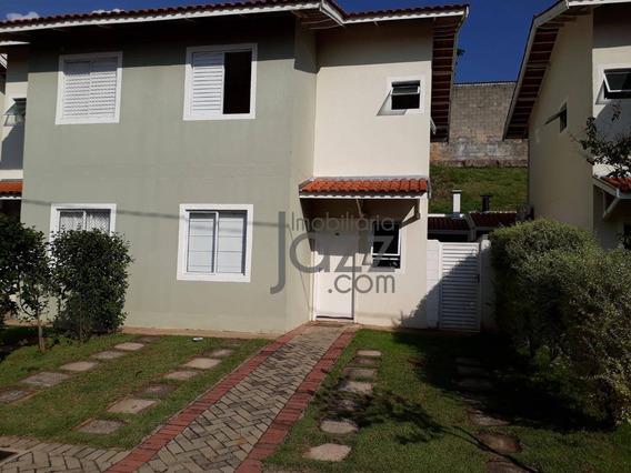 Linda Casa Em Condomínio No Pq. Jambeiro! - Ca5407