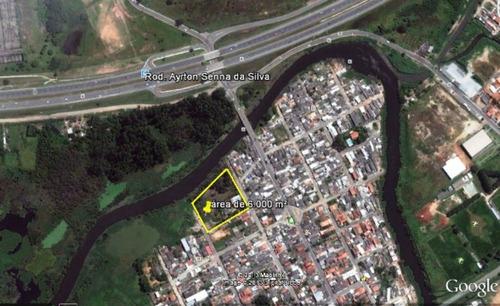 Terreno Para Venda Por R$1.800.000,00 Com 6000m² - Parque Recanto Mônica, Itaquaquecetuba / Sp - Bdi15222