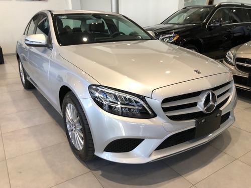 Mercedes-benz Clase C 2.0 2019