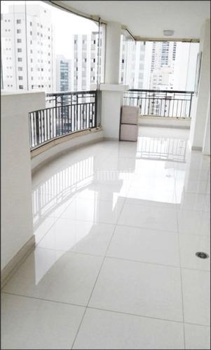 Apartamento Para Venda No Bairro Brooklin Paulista Em São Paulo - Cod: Pj51584 - Pj51584