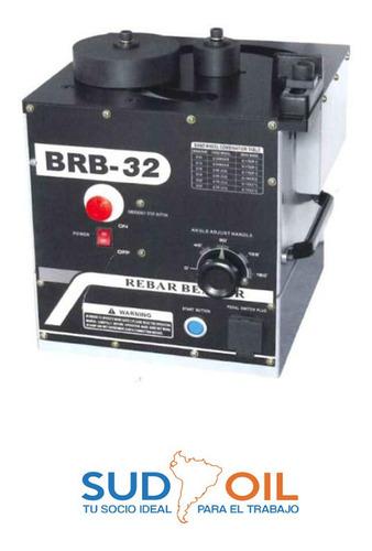Imagen 1 de 3 de Dobladora Varilla Brb-32 32mm Marca Krones