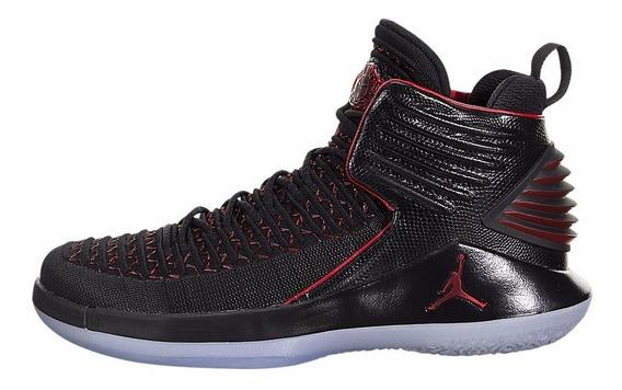Air Jordan Retro Xxxii (32) Bg En Número 24.5 Mx