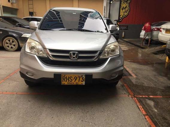 Honda Cr-v Lx Aut (c)