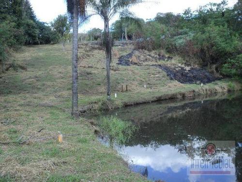 Chácara Residencial À Venda, Chácara Dos Pinhais, Boituva. - Ch0485