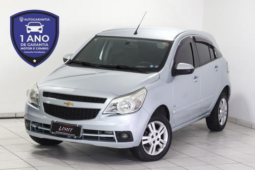 Imagem 1 de 15 de Chevrolet Agile 1.4 Mpfi Ltz 8v