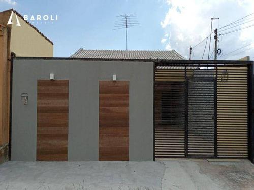 Imagem 1 de 21 de Casa Com 3 Dormitórios À Venda, 120 M² Por R$ 425.000,00 - Ceilândia Norte - Brasília/df - Ca0012