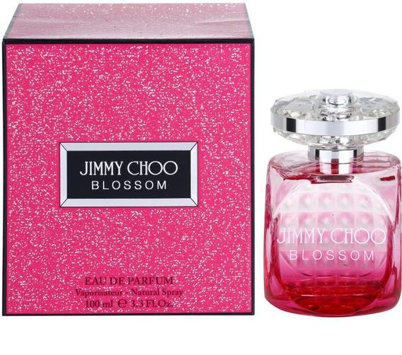 Perfume Jimmy Choo Blossom Eau De Parfum 100 Ml Selo Adipec