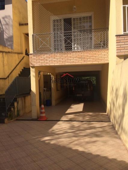 Sobrado A Venda No Bairro Parque Monte Alegre Em Taboão Da - 2170-1
