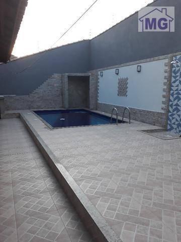 Imagem 1 de 19 de Casa Com 3 Dormitórios À Venda, 215 M² Por R$ 600.000,00 - Vale Das Palmeiras - Macaé/rj - Ca0373
