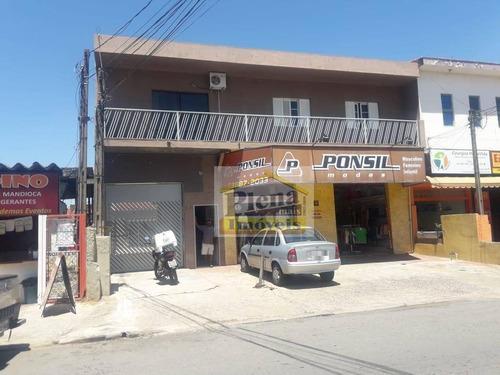Salão À Venda, 432 M² Por R$ 2.500.000,00 - Jardim Santa Izabel - Hortolândia/sp - Sl1005