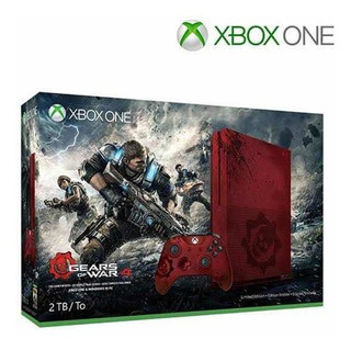 Xbox One S 2 Tb Gears Of War 4 + Gears 5* (urge)