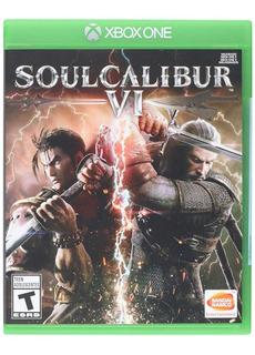 Videojuego Soulcalibur Vl Xbox One Nuevo Y Sellado