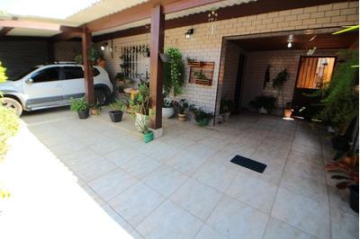Casa Residencial À Venda, Vila Santa Rosa, Guarujá. - Ca0285