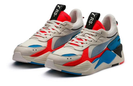 Tênis Puma Rs-x Og Reinvention Chunky Balenciaga Dad Shoes