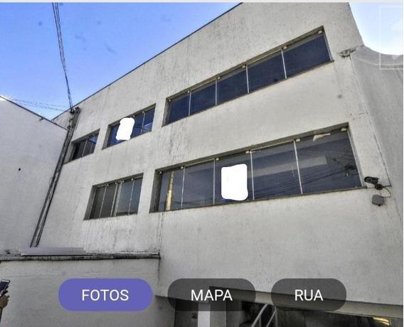 Galpão Comercial Jd. Do Trevo - Locação - Ga0220
