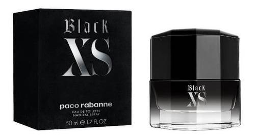 Paco Rabbane Black Xs For Him Perfume Masculino 50ml
