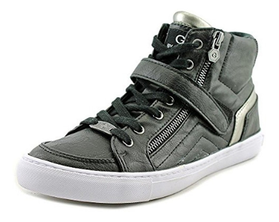 Tenis Casual Guess Ojay Mex 23.5 Negro