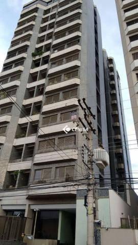 Imagem 1 de 12 de Apartamento Com 3 Dormitórios À Venda, 100 M² Por R$ 420.000,00 - Centro - Indaiatuba/sp - Ap1161