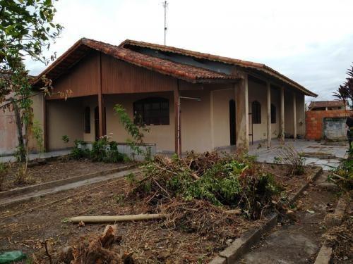 6422 Kym- Casa No Balneário São Jorge- Lado Praia- Itanhaèm