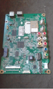 Placa Principal Da Tv Lg 39lb5600
