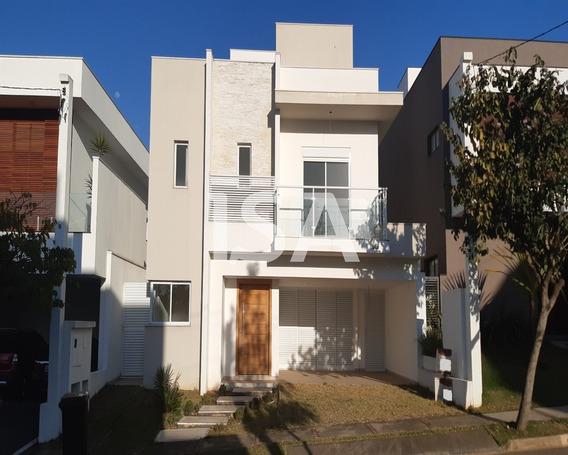 Casa Venda, Condomínio Residencial Jardim Giverny, Parque Campolim, Sorocaba, 3 Dormitórios, 1 Master, Sala 3 Ambientes, Sala Tv, Escritório, Cozinha - Cc02321 - 34299087