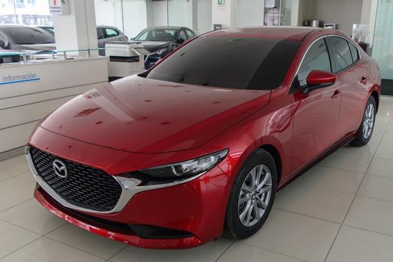 Mazda 3 Prime Mt 2.0 2021 Rojo Diamante 4p