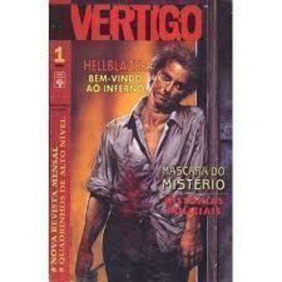 Vertigo Revista Mensal De Quadrinhos Adultos 1 Ao 8, 10, 11