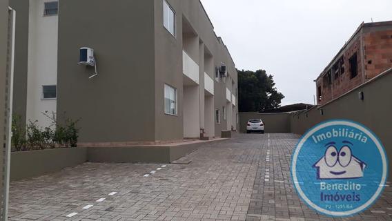 Venda Apartamento 02 Dormitórios A 1500 M Da Praia R$180.000,00 - 1879
