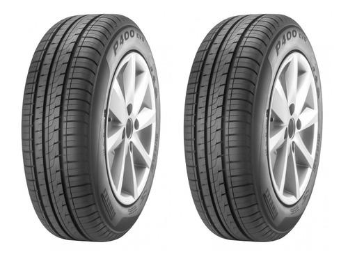 Set De 2 Llantas Pirelli 185/60 R14 P400 Evo