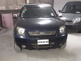 Ford Ecosport 1.6 4x2 Xls C/gnc 2004 Tomo Usado *