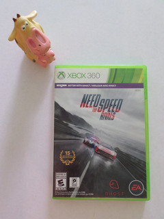 Need For Speed Rivals Xbox 360 Garantizado