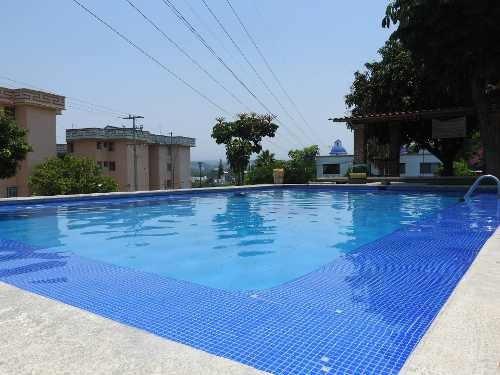 Renta De Departamento En Temixco, Morelos, Alberca...cv 2854