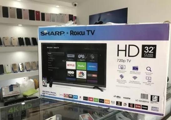Tv Shart Roku 32 Pulgadas