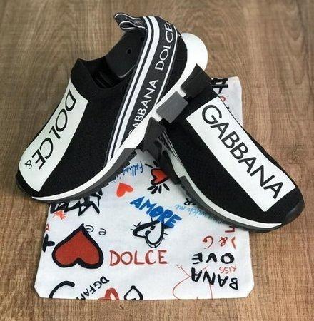 Tênis Dolce E Gabbana Sorrento Lançamento