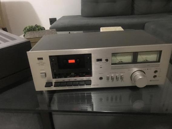 Tape Deck Sansui D-100