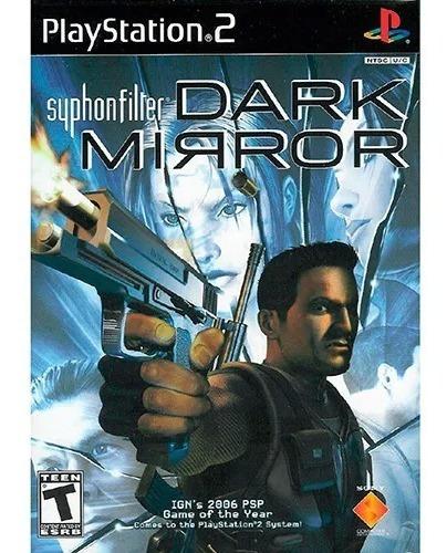 Syphon Filter Dark Mirror Original Playstation 2 Ps2 Lacrado