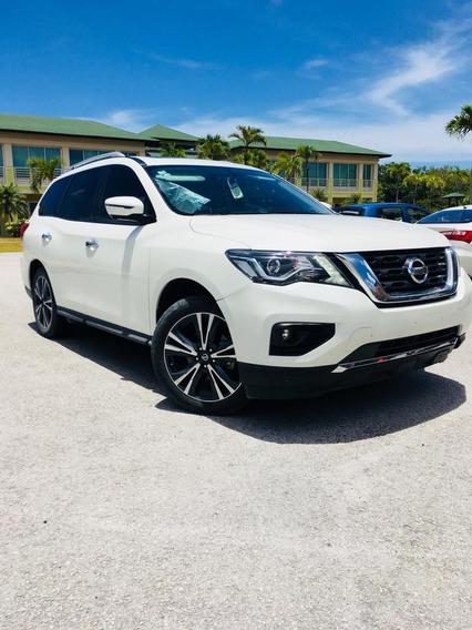 Nissan Pathfinder Exclusive 4wd