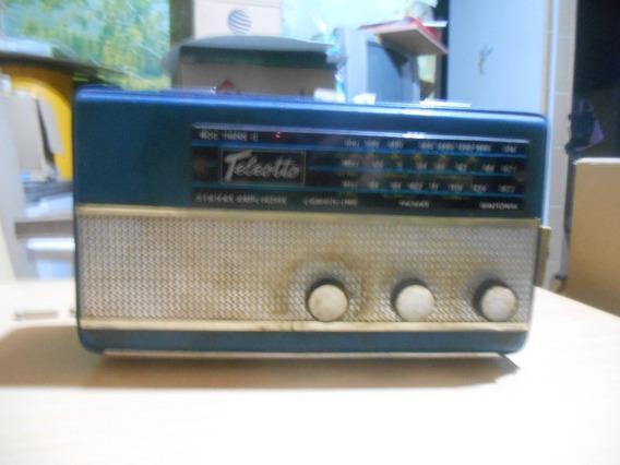 Radio Teleotto Antigo