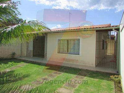 Ch61 Casa Terreno Inteiro Lado Praia 3 Quartos 1 Suite