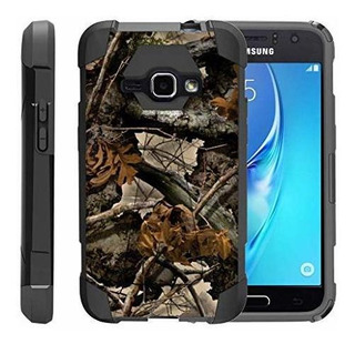 Funda Armadura De Tortuga | Samsung Galaxy J1 Funda J120 (2
