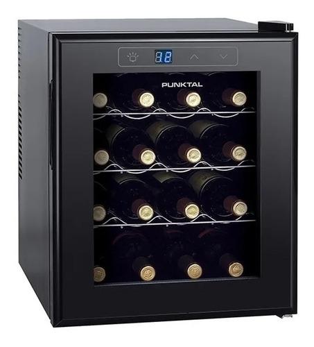 Enfriador De Vinos Punktal 16 Botellas Gtia Oficial | Bde