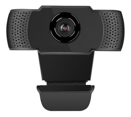 Camara Definicion Hd 1080p Mp Usb Sensor Cmo Mic