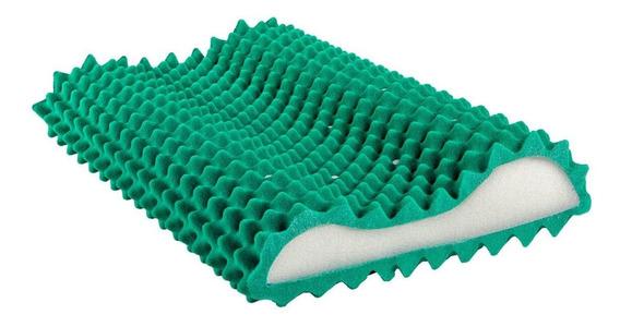 Travesseiro Espuma Magnético Anatômico Ortopédico Kenko