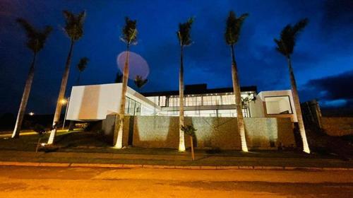 Imagem 1 de 30 de Casa À Venda, 1050 M² Por R$ 7.900.000,00 - Condomínio Saint Patrick - Sorocaba/sp - Ca2458