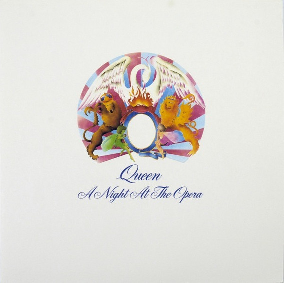Queen A Night At The Opera Vinilo Lp Importado Nuevo Stock