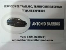 Servicio De Traslados