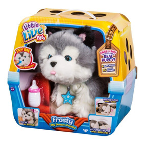 Peluche Perro Little Live Pets Frosty My Dream Puppy